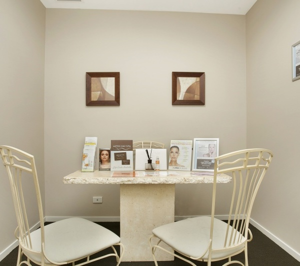 Client consultation Room