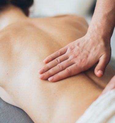 Aztec's Signature Hot Stone Massage